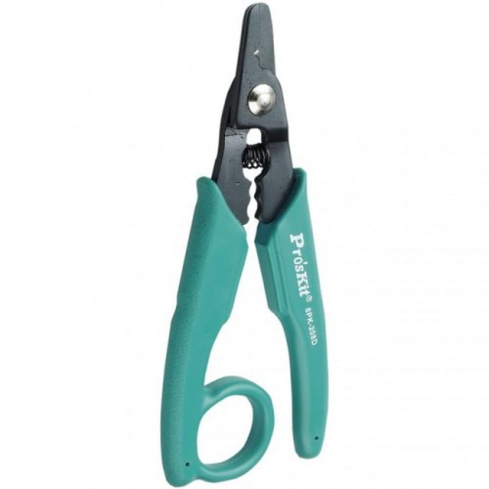 Купить Клещи для зачистки и обжима proskit 8pk-208d 00160591