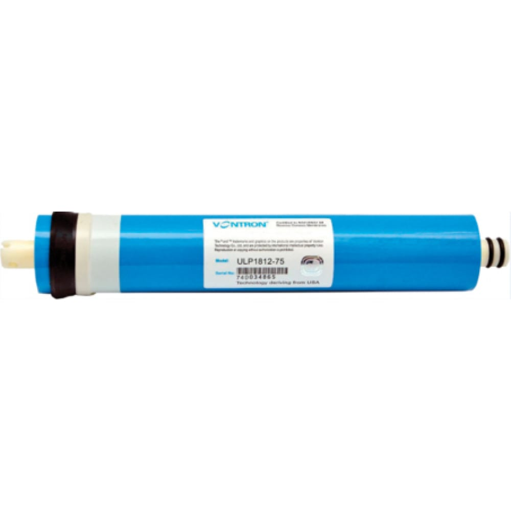 Обратноосмотическая мембрана vontron 2012 100 gpd аква