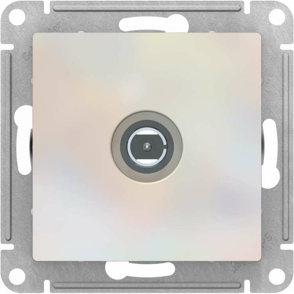 Механизм антенны schneider electric tv atlas design коннектор, жемчуг atn000493 1240303  - купить со скидкой