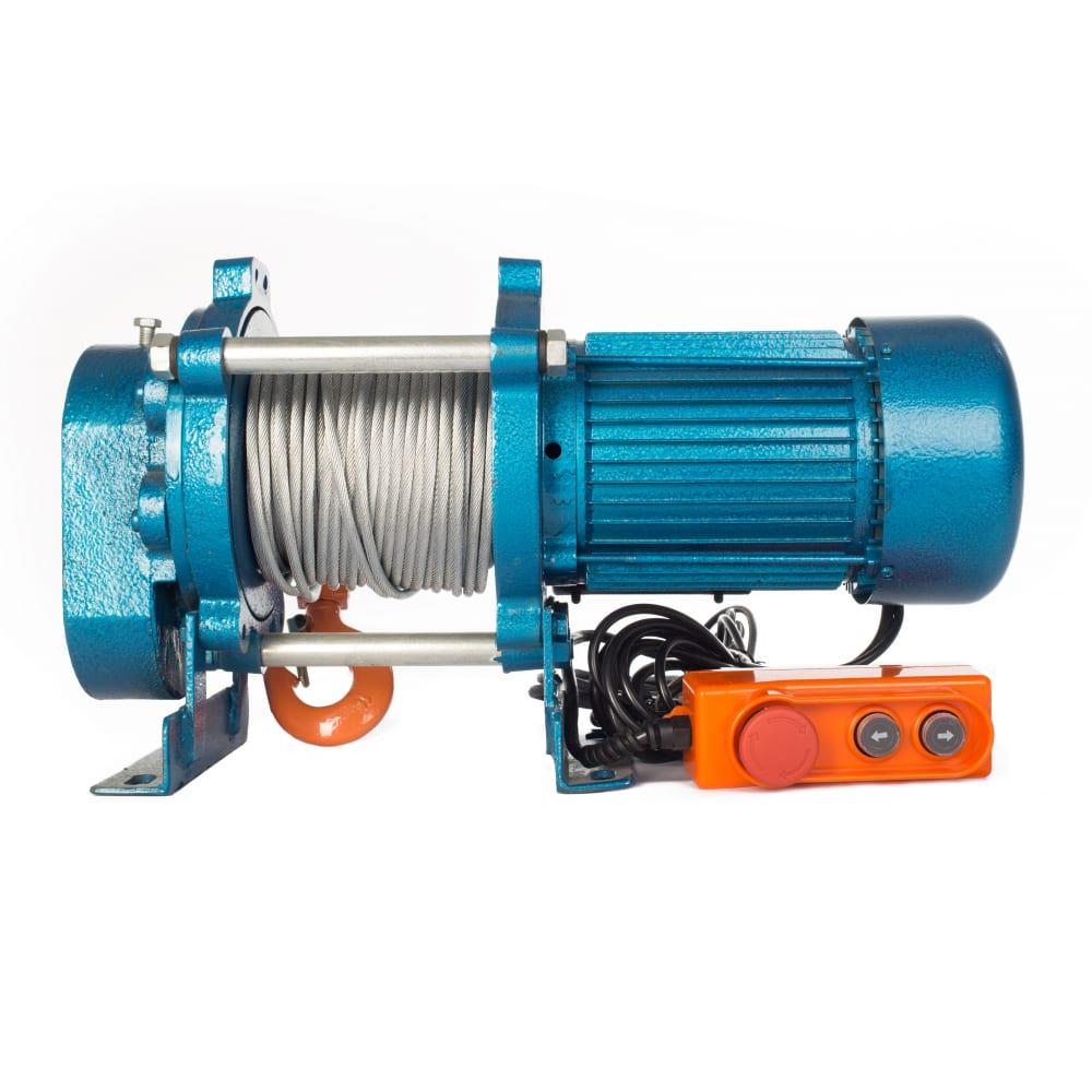 Купить Электрическая лебедка tor лэк-500 e21 (kcd) 500 кг, 380 в с канатом 30 м 1002137