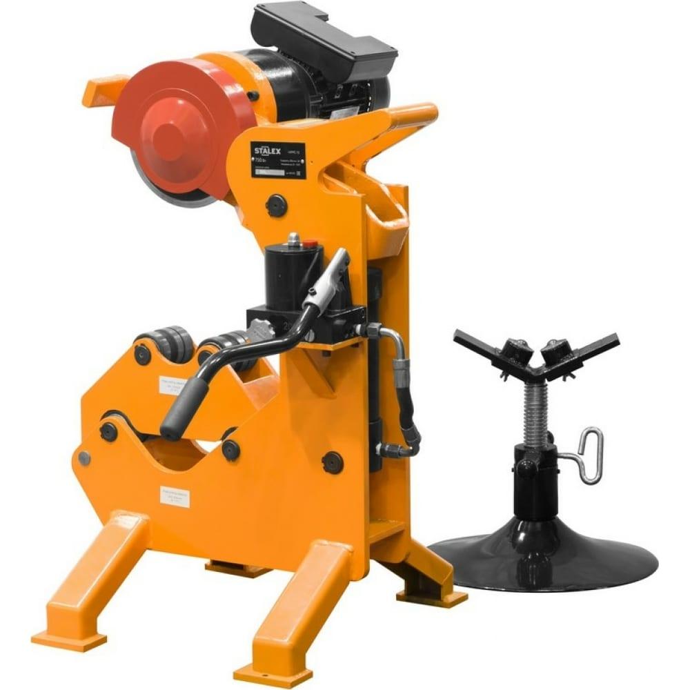 Электрический труборез для труб 73-323 мм stalex hppc-12 qg12c  - купить со скидкой
