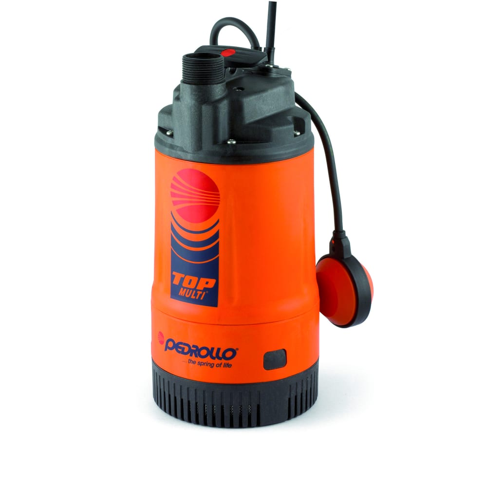 Купить Дренажный насос для чистой воды pedrollo top multi 3 48tpm170a1u
