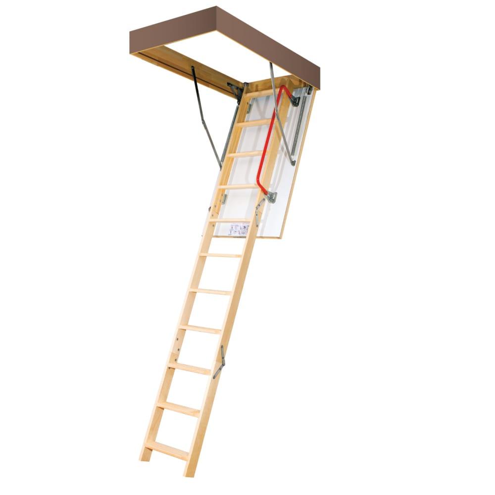 Чердачная лестница fakro komfort 60х120 см, высота