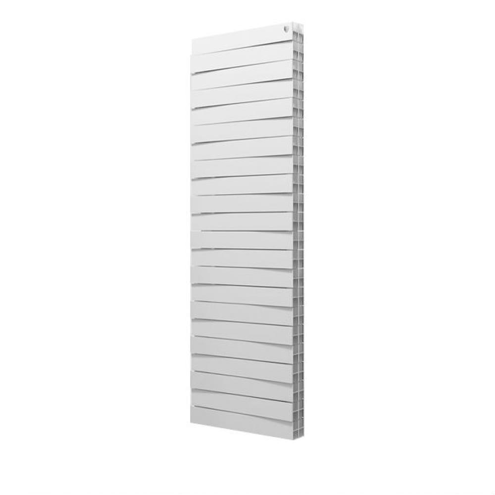 Купить Радиатор royal thermo pianoforte tower/bianco traffico - 22 секции нс-1097000