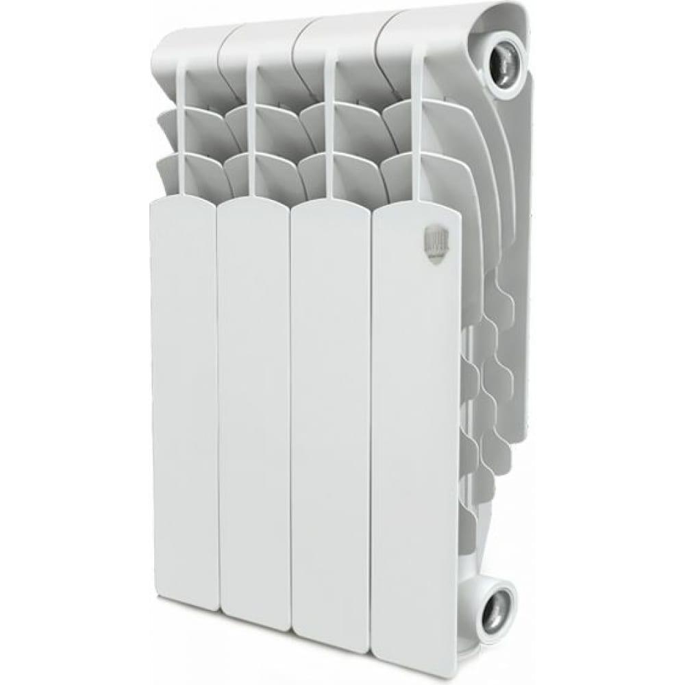 Купить Радиатор royal thermo revolution 350 - 4 секции нс-1070097