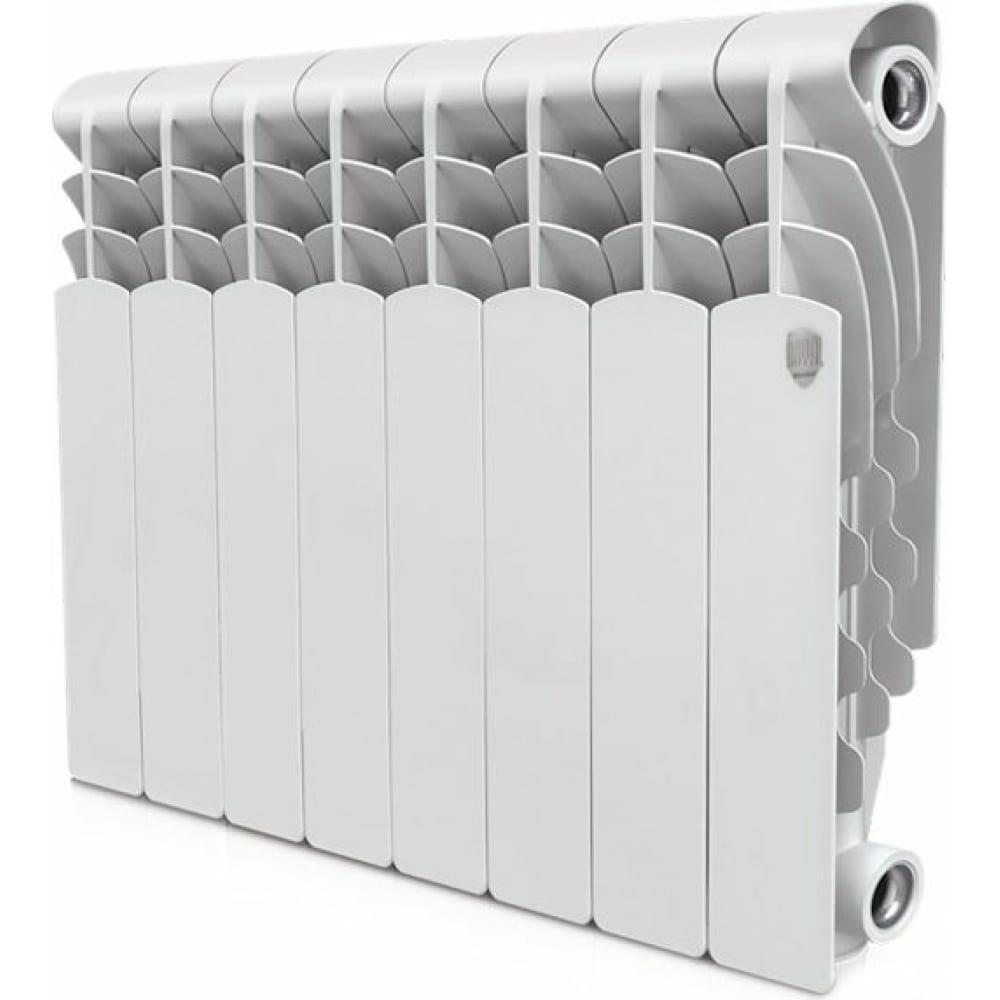 Радиатор royal thermo revolution 350 - 8 секций нс-1070101