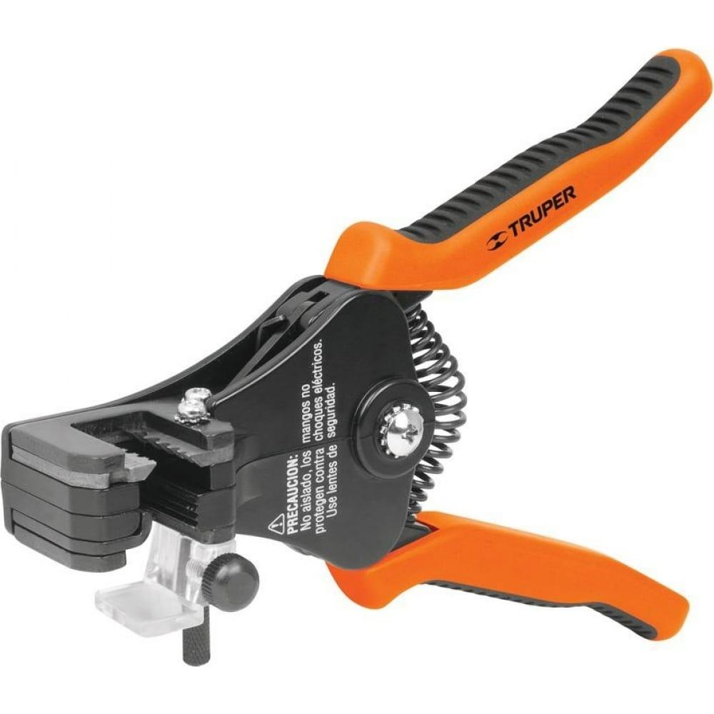 Инструмент для зачистки и обрезки проводов truper pe-ca-x 17376