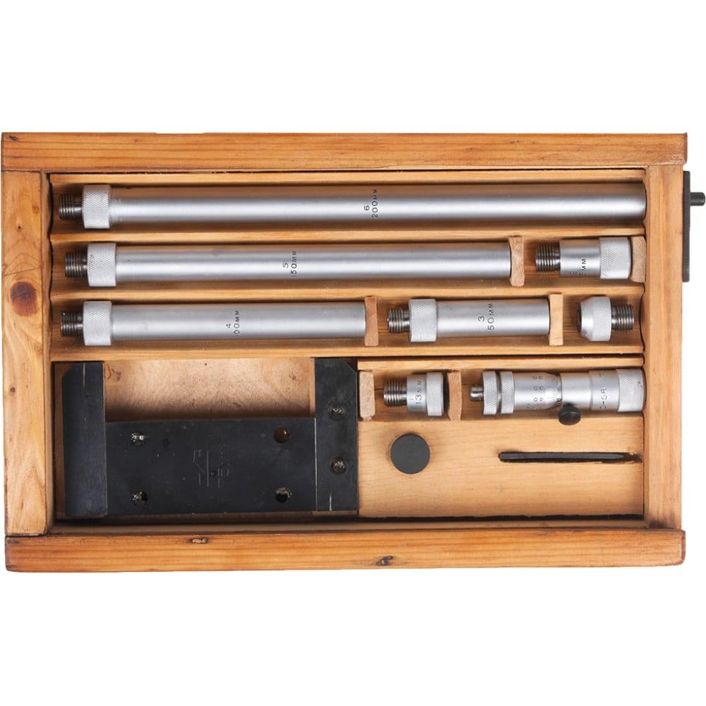 Микрометрический нутромер 0.01 чиз нм 50- 600 134435