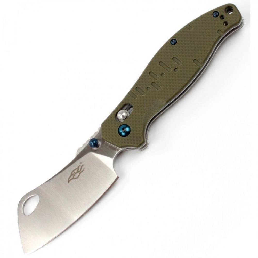 Купить Нож ganzo firebird f7551-gr зеленый