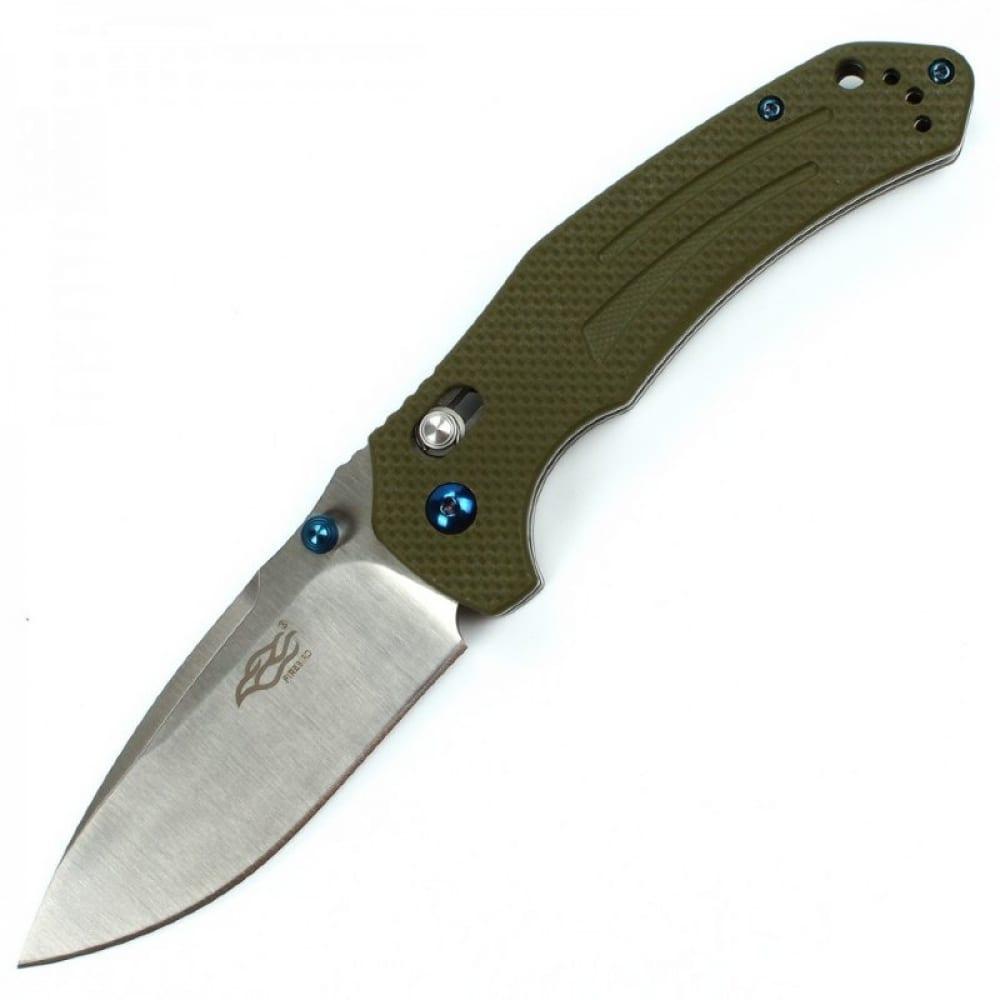 Купить Нож ganzo firebird f7611-gr зеленый