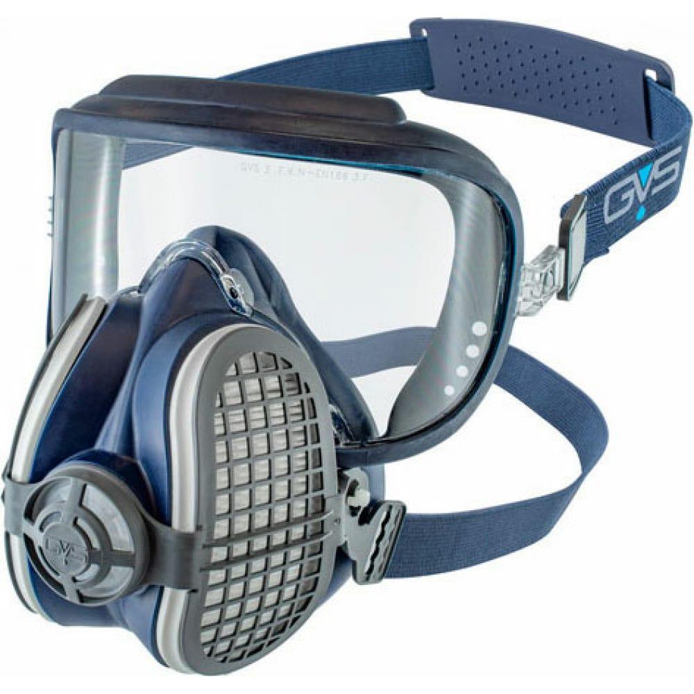 Купить Респиратор-полумаска с защитой зрения gvs elipse integra p3, р. s/m spr407ifuc