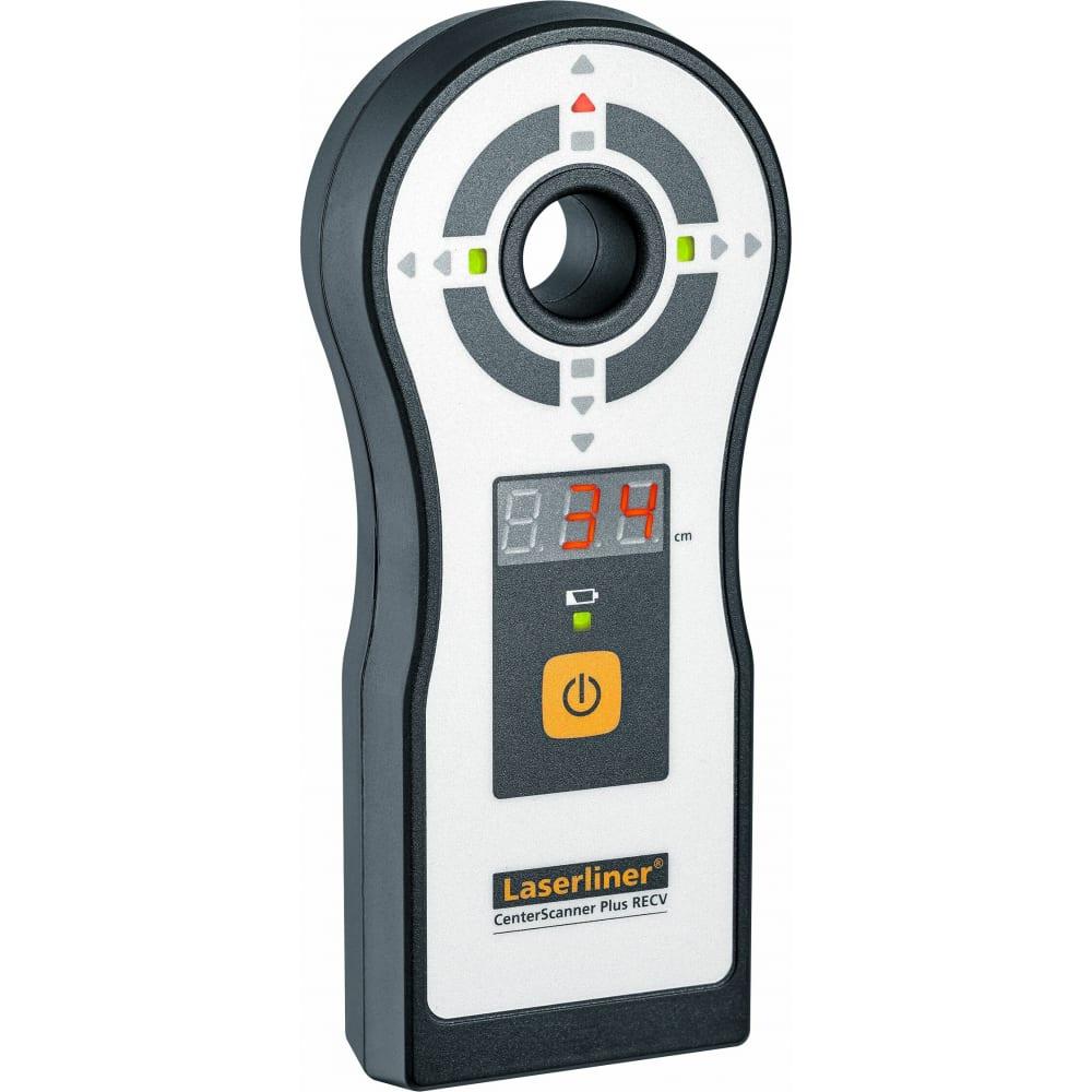 Профессиональный прибор для точного позиционирования отверстий laserliner centerscanner plus 075.300a