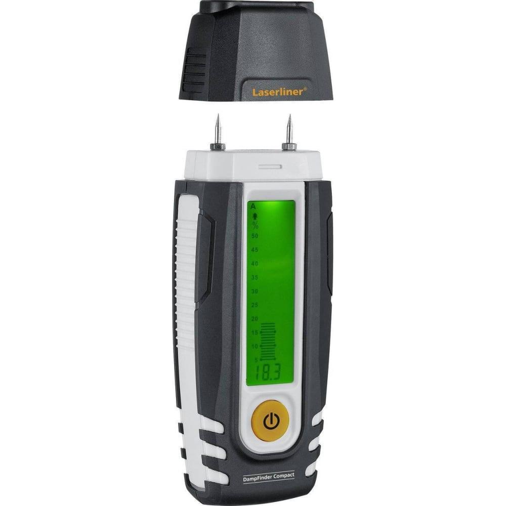 Купить Влагомер для древесины и строительных материалов laserliner dampfinder compact 082.015a