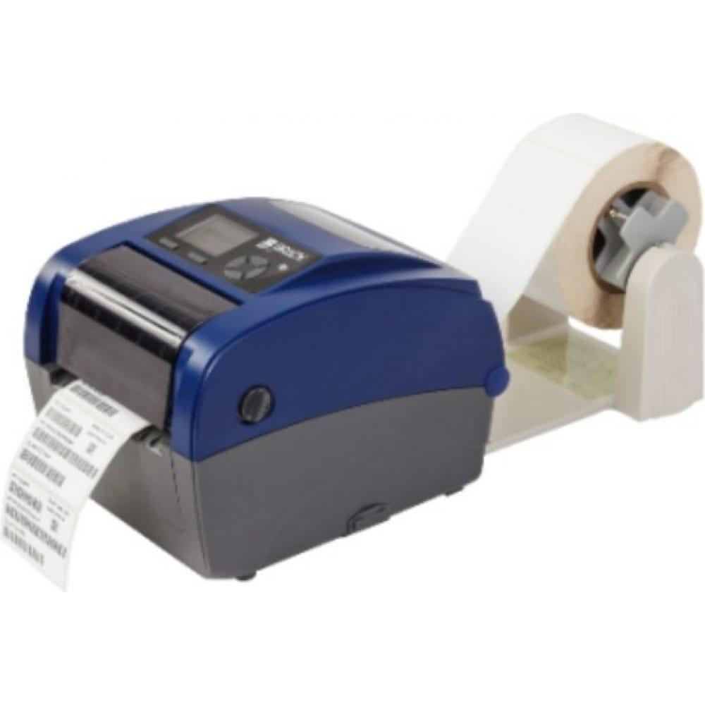 Промышленный принтер с держателем рулона, разрешение
