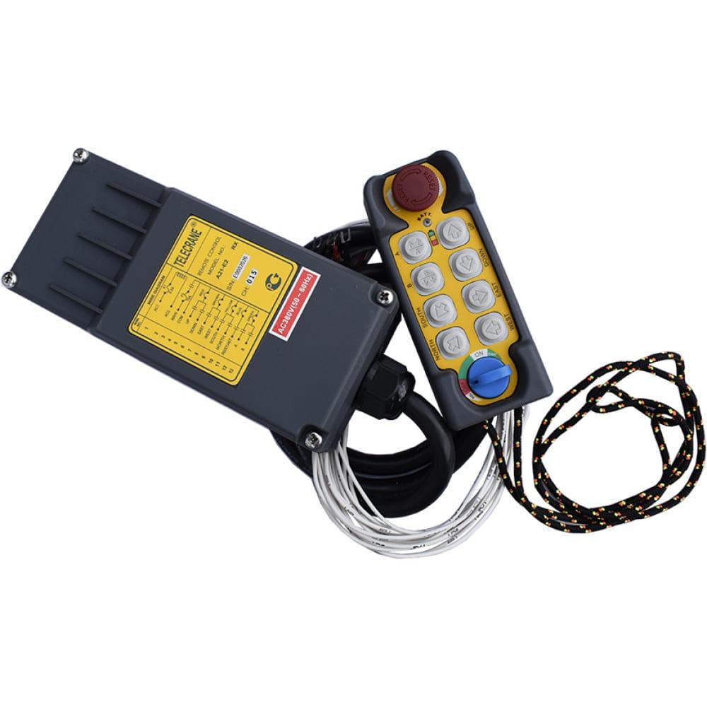 Радиоуправление, 8 кнопок, telecrane а21 е2 00012177