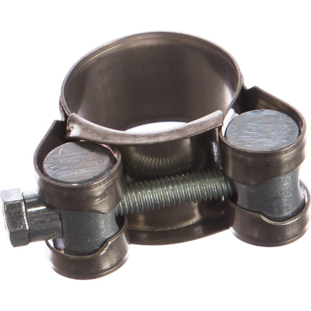 Купить Шарнирный хомут стройбат нержавеющая сталь w2 23-25мм 2 шт 35000