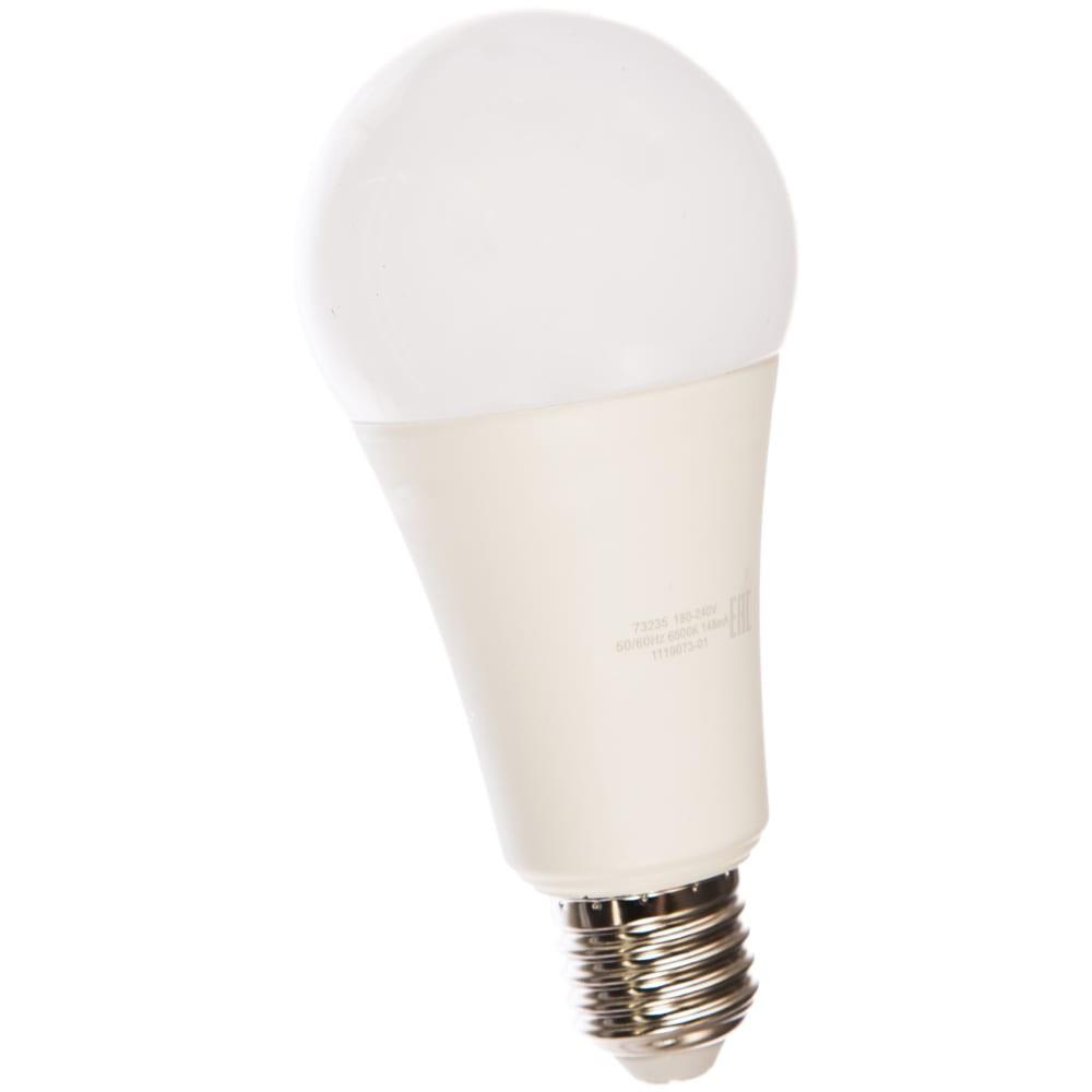 Купить Лампа gauss led elementary a67 25w e27 2150lm 6500k 73235