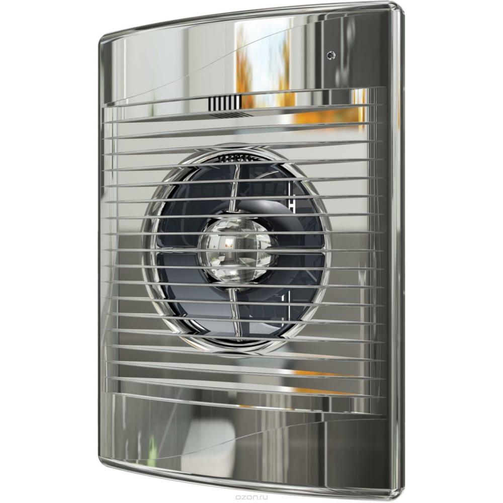 Осевой вытяжной вентилятор с обратным клапаном