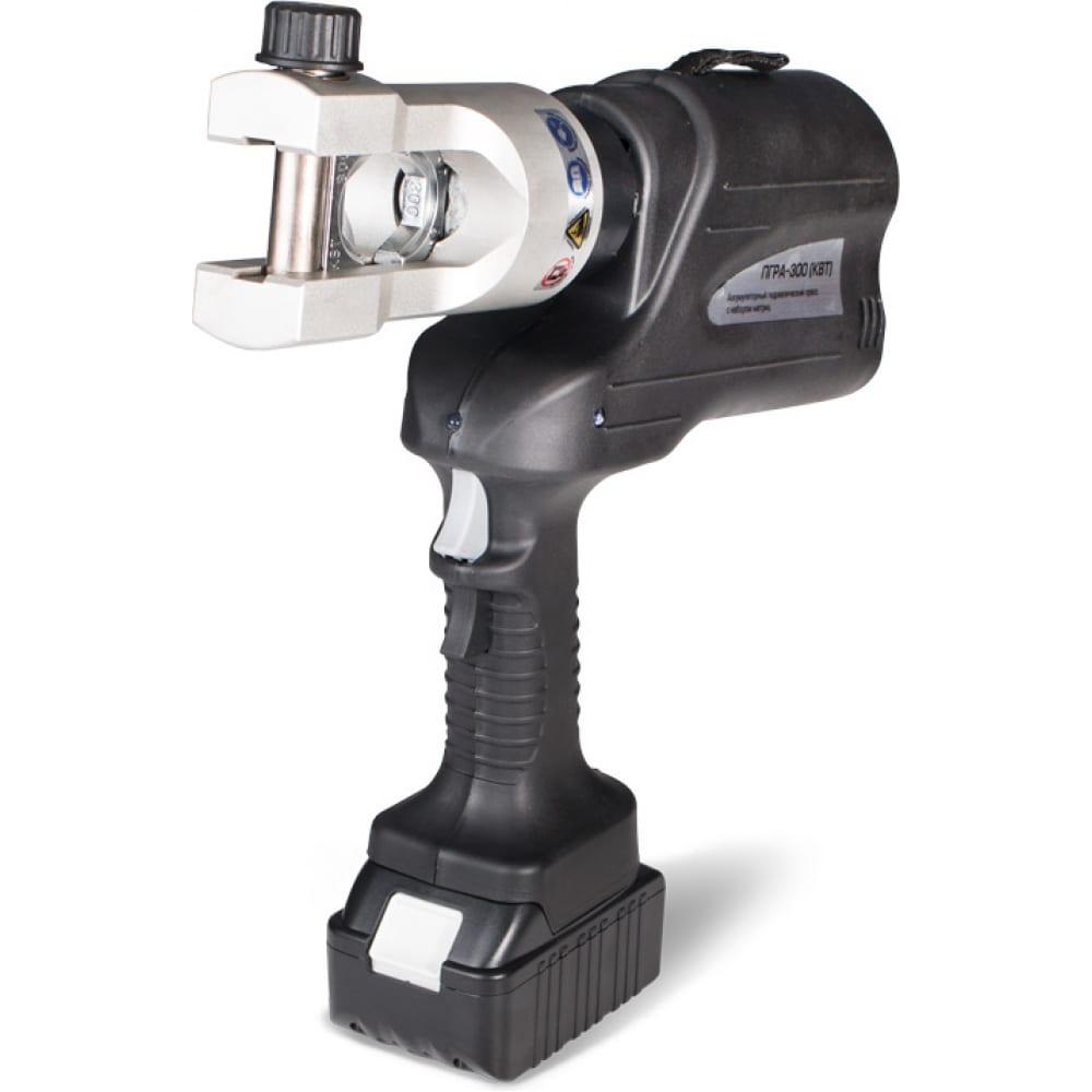 Купить Гидравлический аккумуляторный пресс квт пгра-300 73859