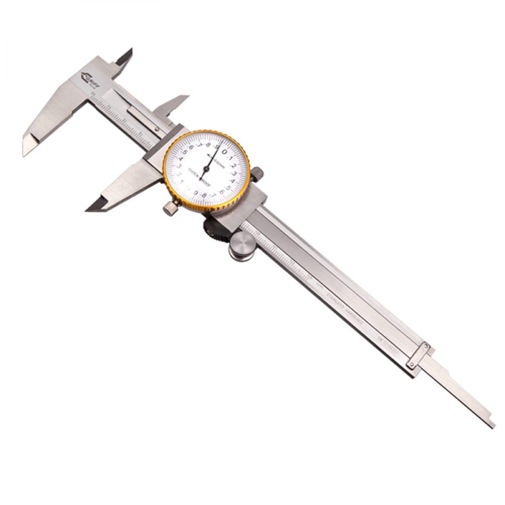 Купить Штангенциркуль шцк-i-200-0, 02 гост 166-89 производство guilin measuring griff d167004