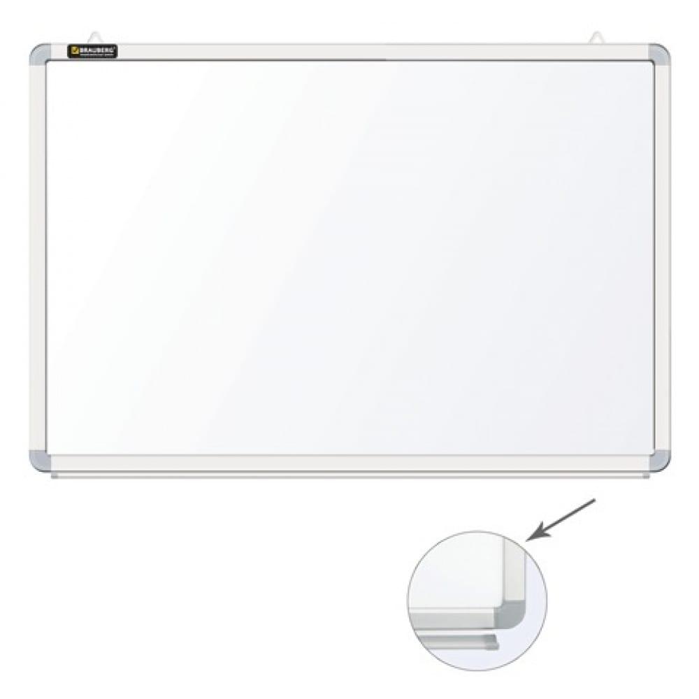 Купить Магнитно-маркерная доска premium, 45х60 см, улучшенная алюминиевая рамка, brauberg 231713