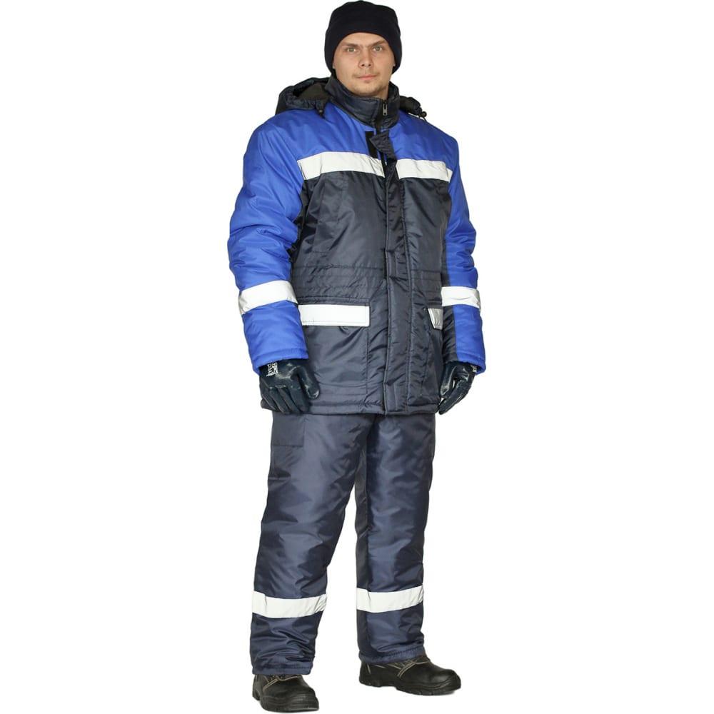 Купить Зимний костюм ursus скандин-соп темно-синий/василек, р. 60-62, рост 170-176