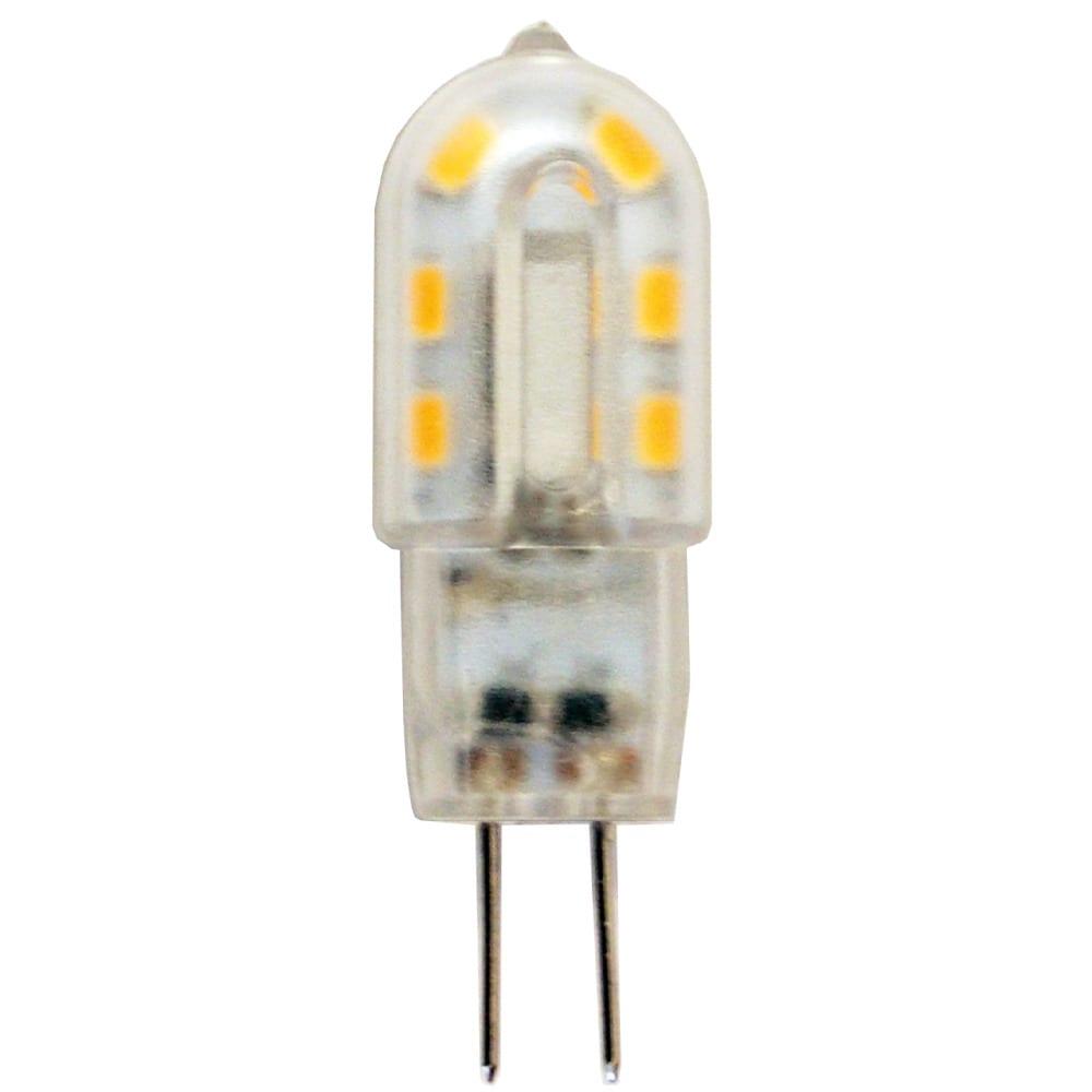 Светодиодная лампа наносвет lh-jc-1.5/g4/830, 1.5вт, g4, 130лм, 3000k, ra80 l224