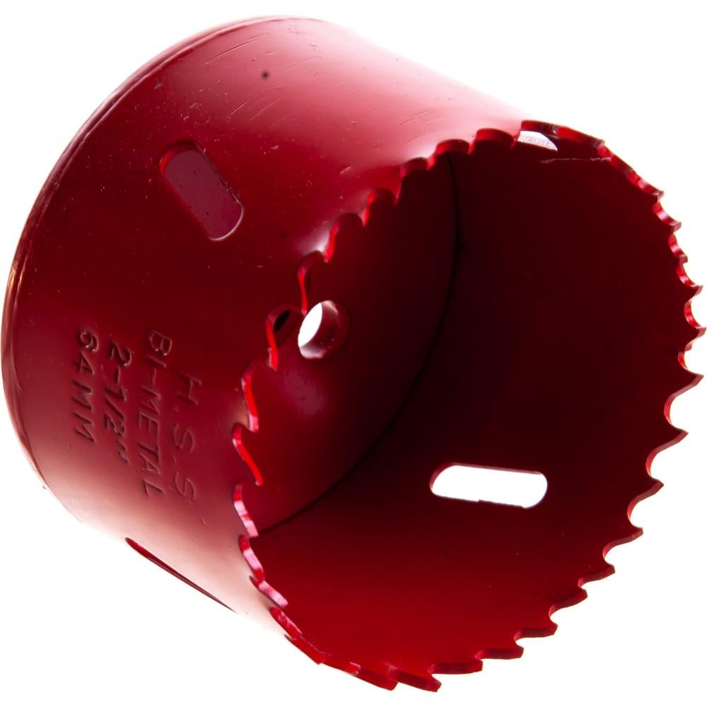 Купить Коронка bimetal (64х40 мм; 5/8 18unf) matrix 72464