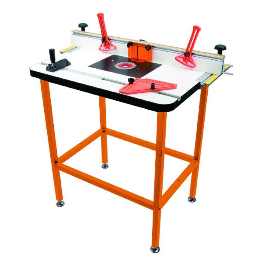 Профессиональный фрезерный стол 800x600x900 мм cmt 999.110.00