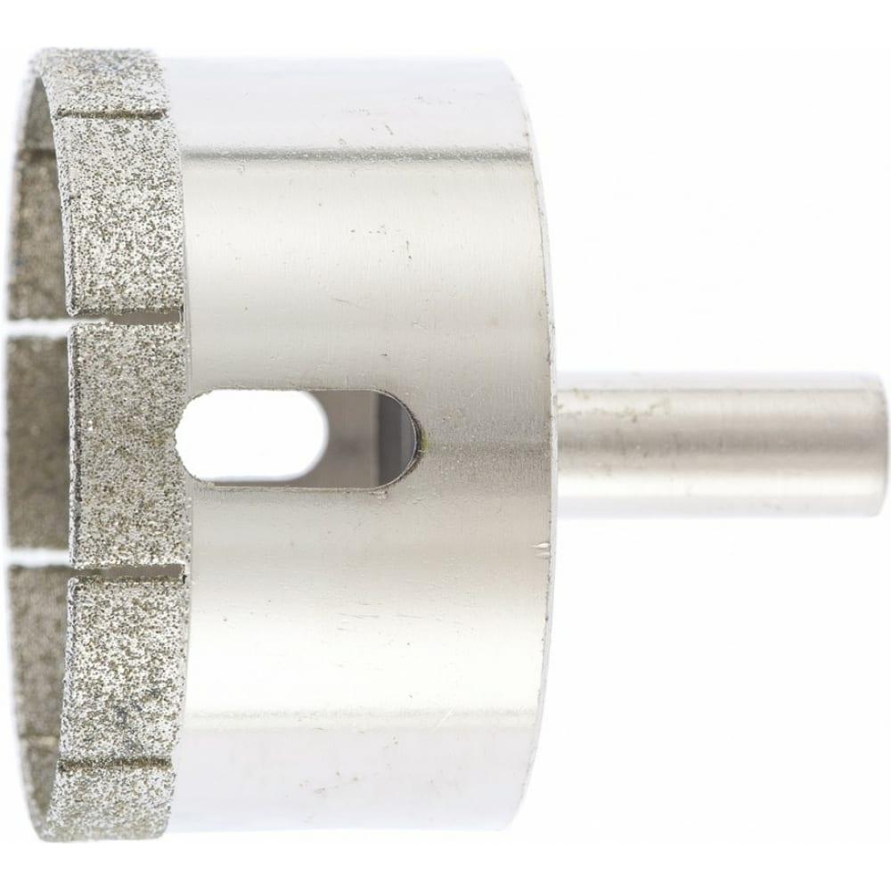 Купить Сверло по стеклу и керамической плитке (55х55 мм) сибртех 726557