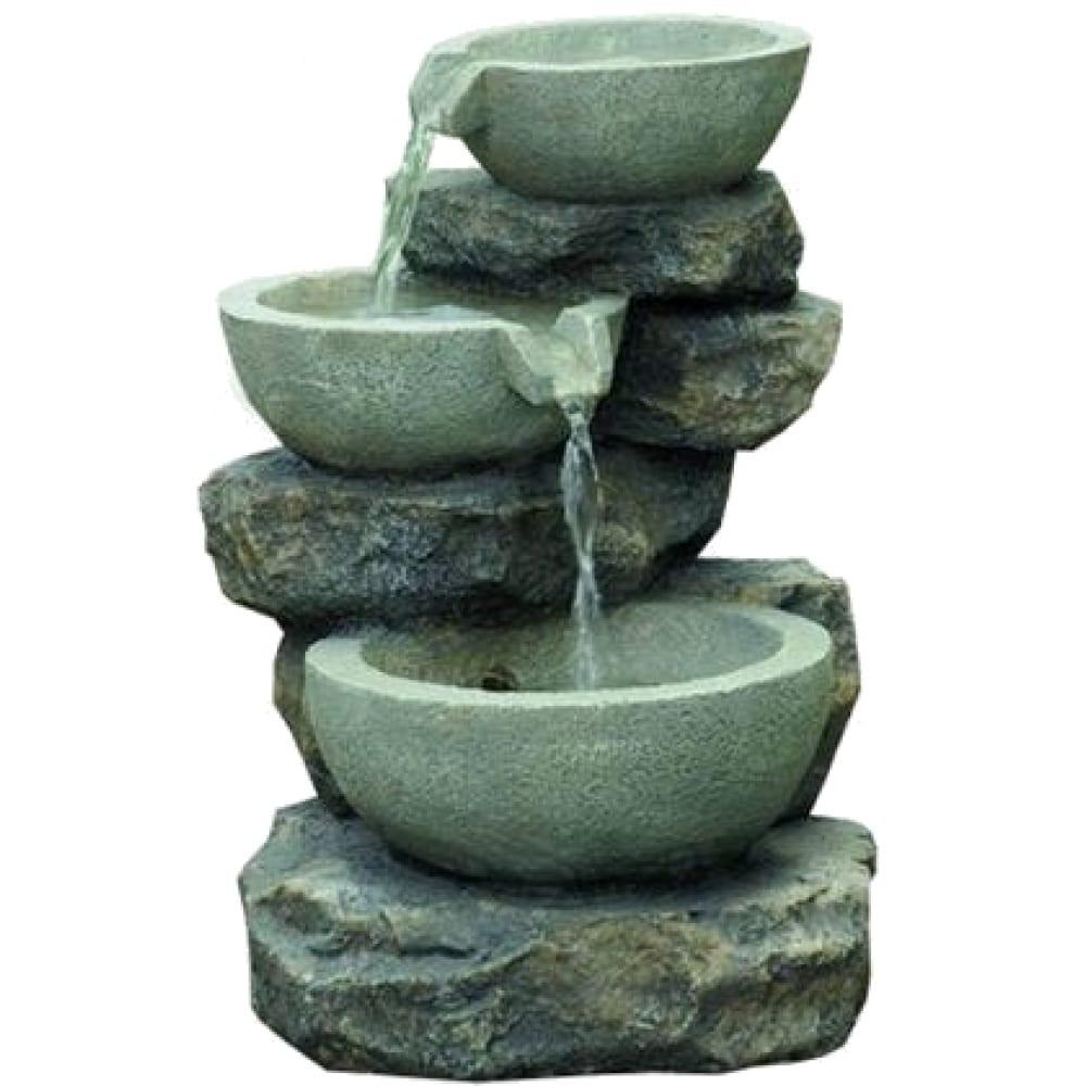 Купить Садовый фонтан green apple gwxf02930 чаша б0008227