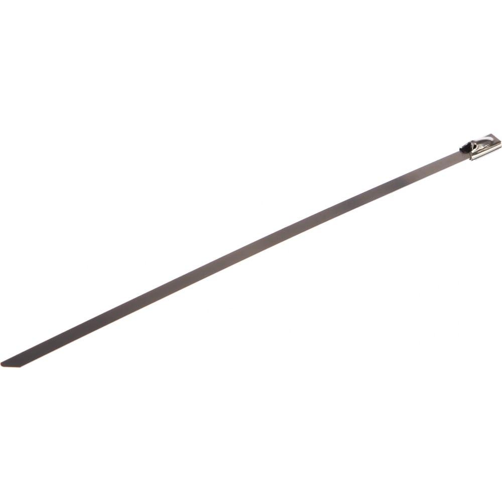 Купить Хомуты сибртех, 150 х 4, 6 мм, нержавеющая сталь, 50 шт 45593