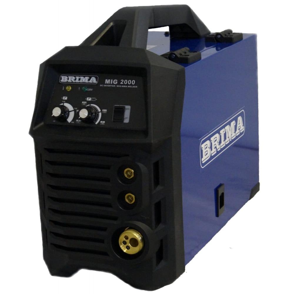 Полуавтомат brima mig-2000 0012841.
