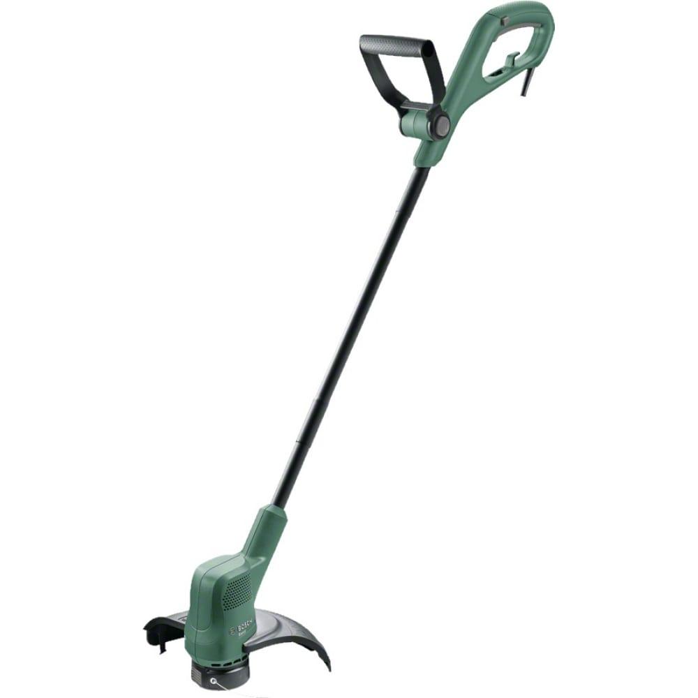 Электрический триммер bosch easygrasscut 26 0.600.8c1.j00