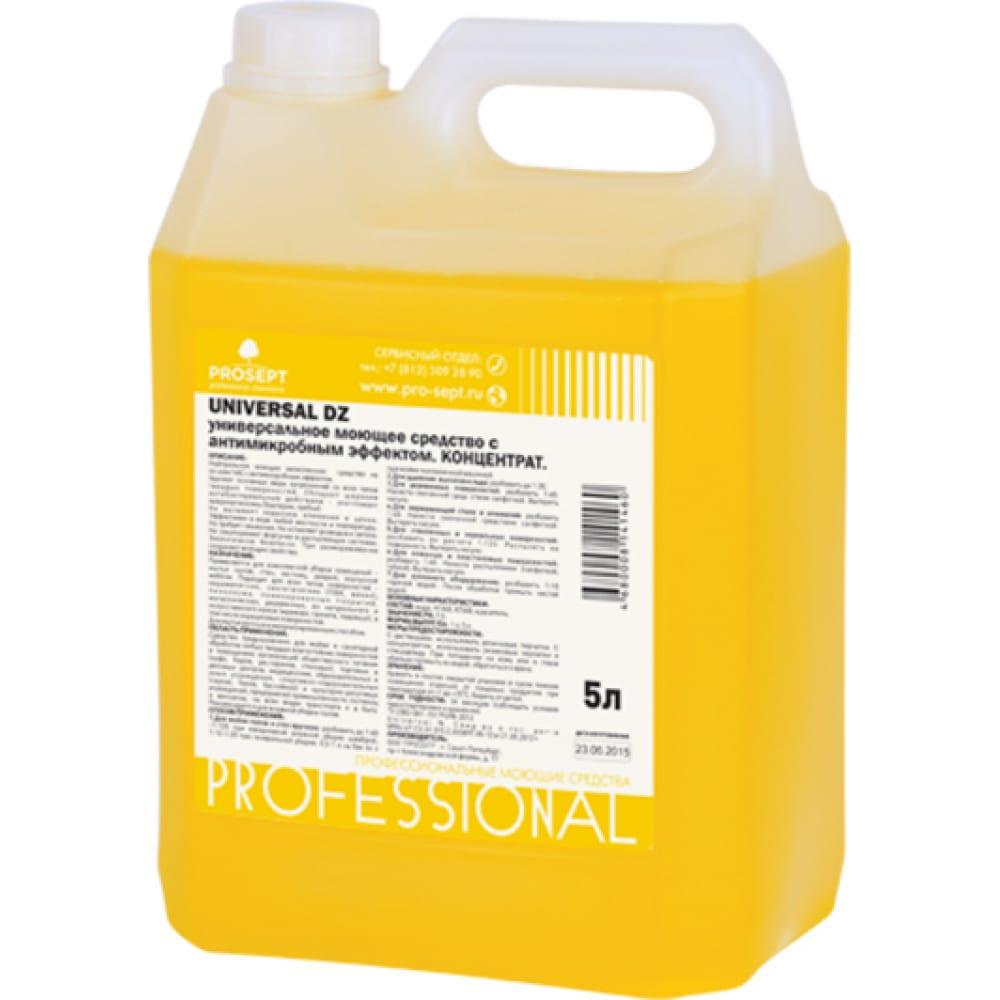 Купить Универсальный чистящий концентрат prosept universal dz 5 л 107-5