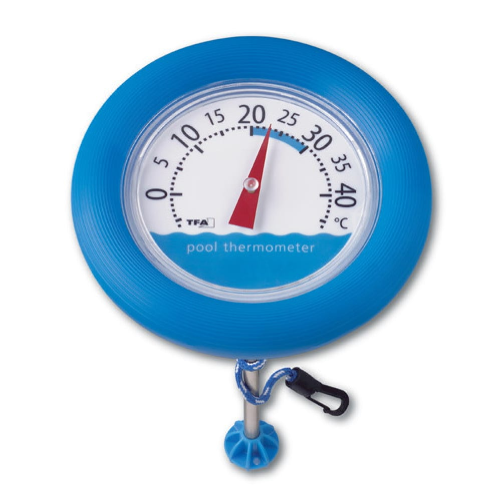 Термометр для бассейна tfa poolwatch 40.2007