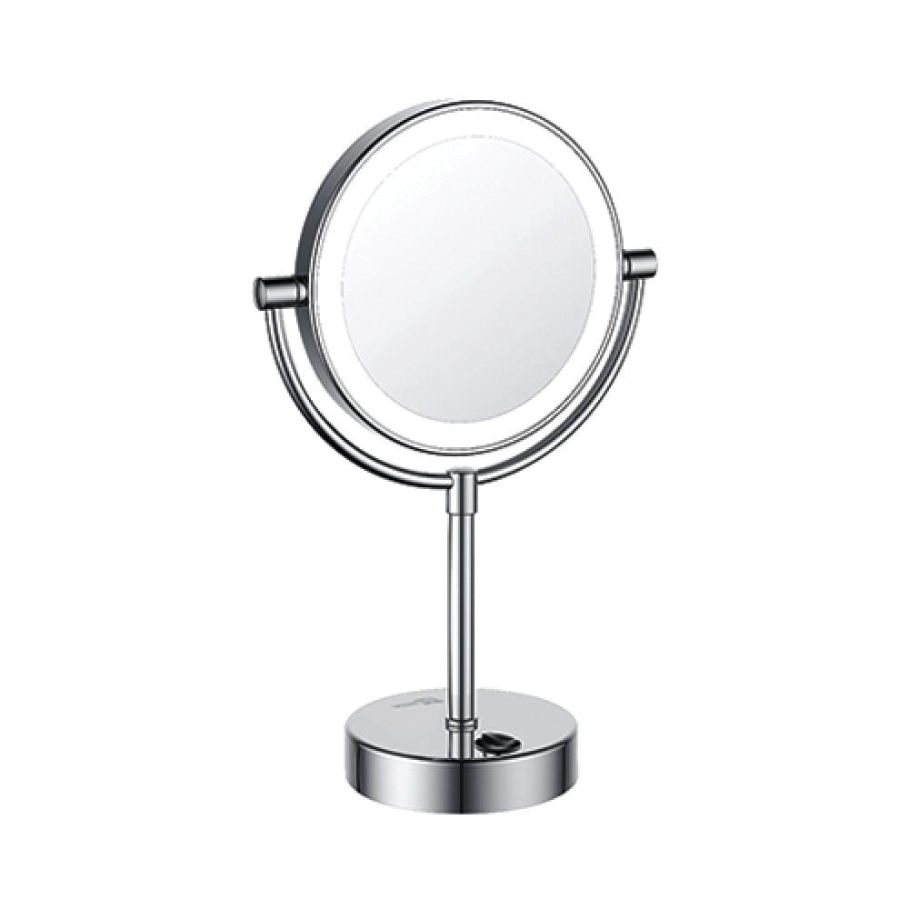 Двухстороннее зеркало с led подсветкой (стандартное