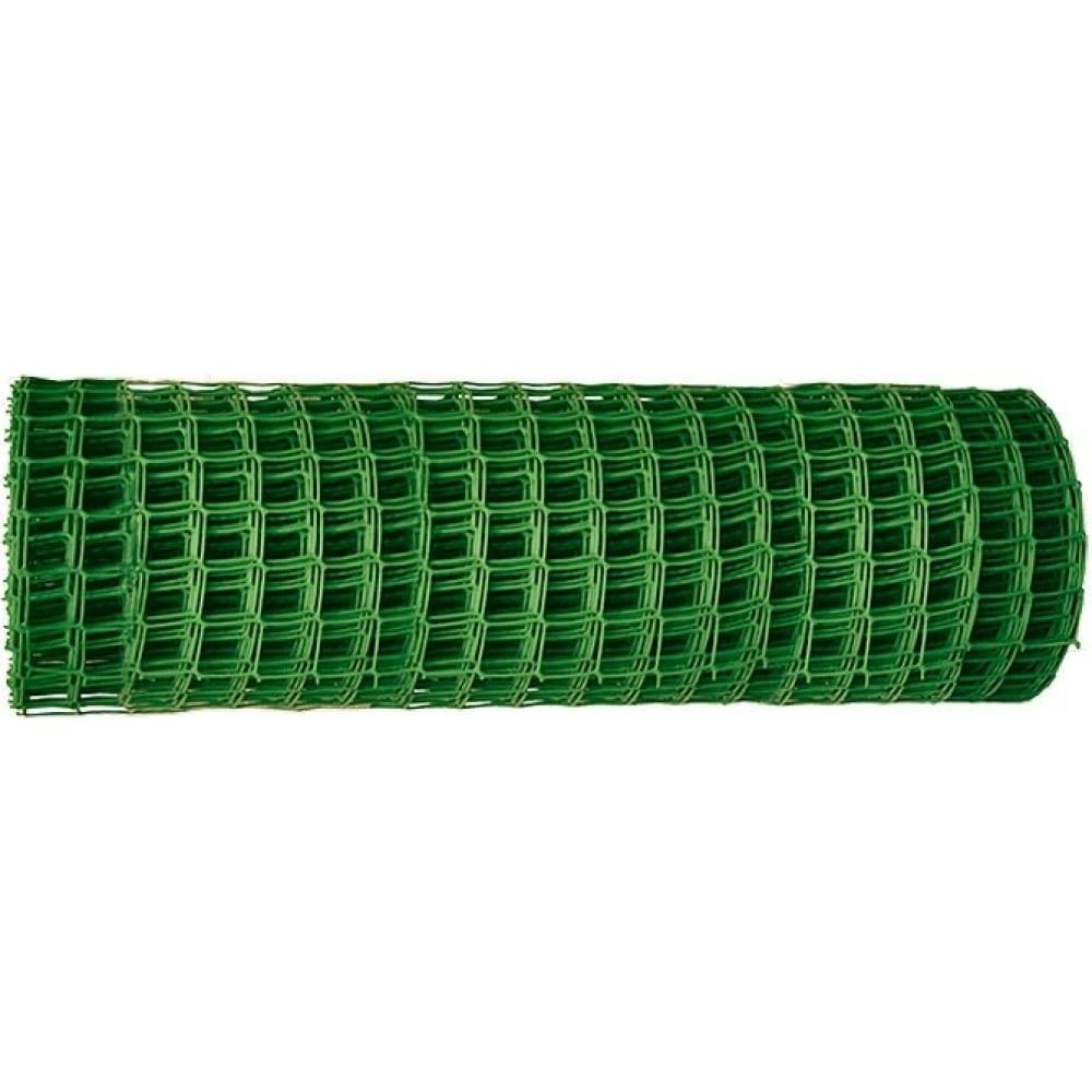 Купить Заборная решетка в рулоне россия 1, 9x25 м, ячейка 55x58 мм, зеленая 64541