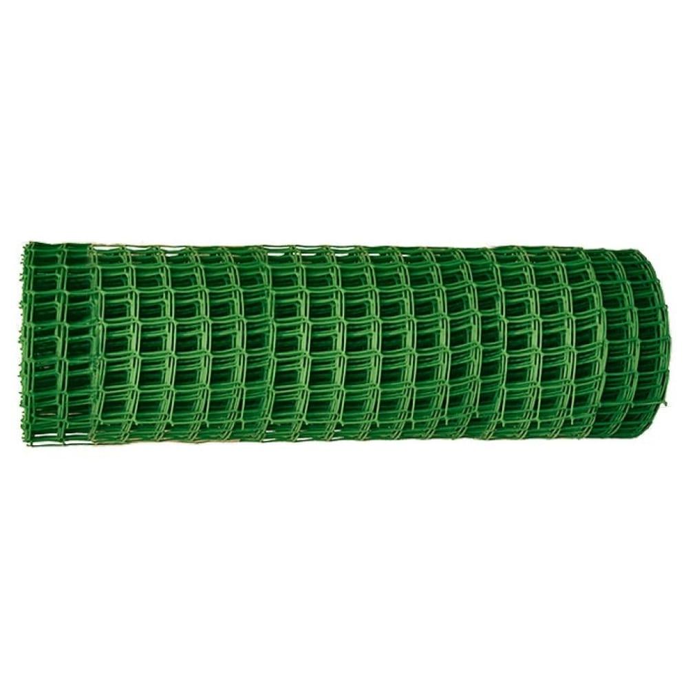Купить Заборная решетка в рулоне россия 2x25 м, ячейка 25x30 мм, хаки 64545