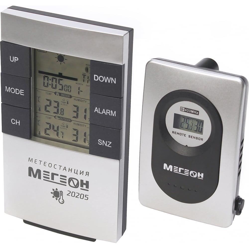 Метеостанция мегеон 20205