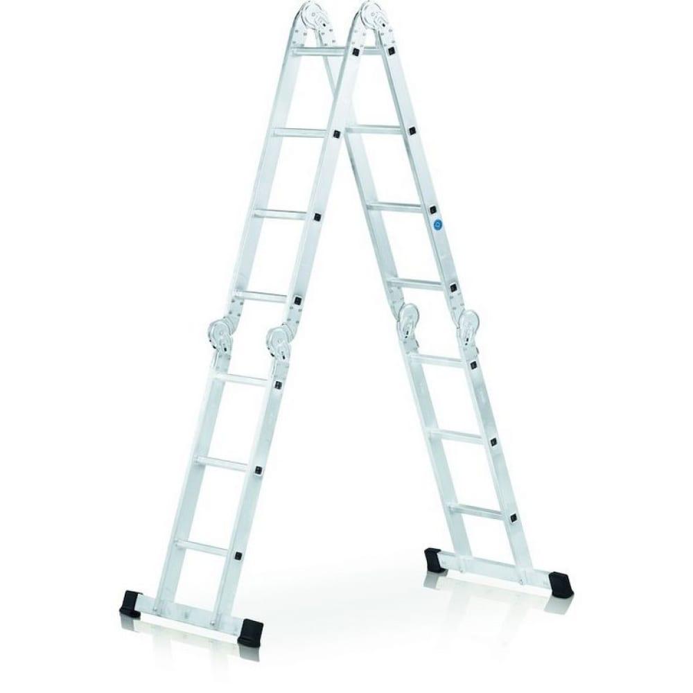 Лестница-трансформер zarges 4х4 242384