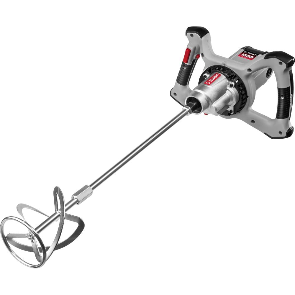 Ручной электрический миксер зубр мр-1600-2