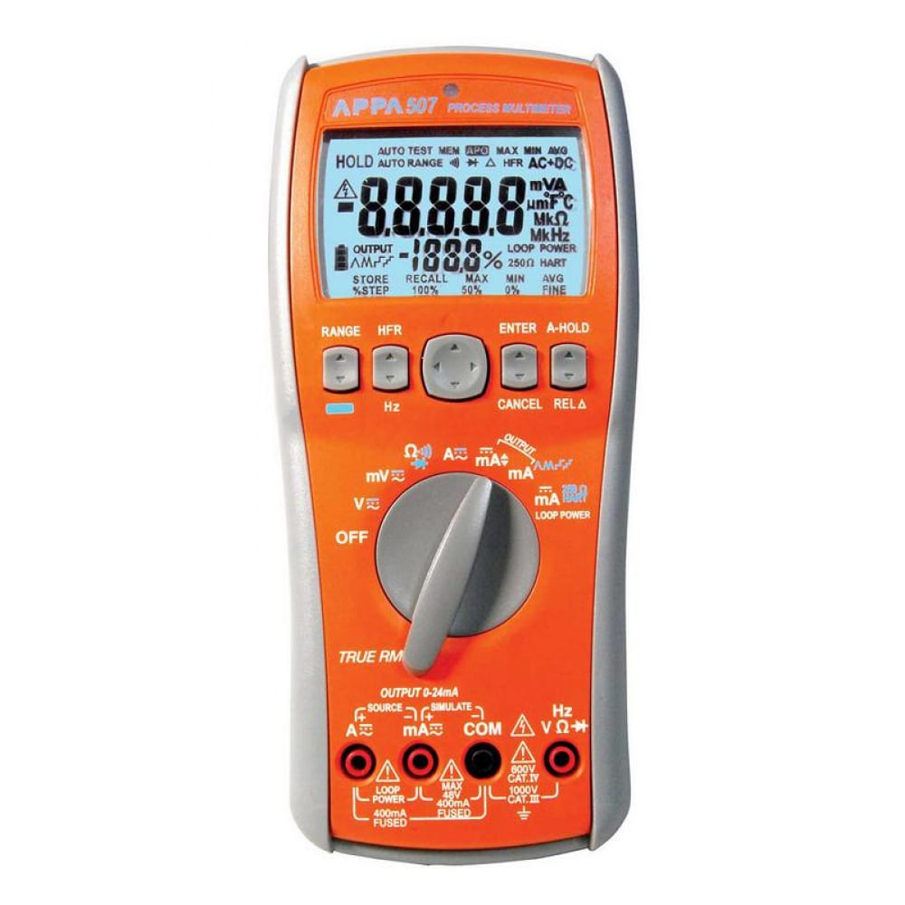 Мультиметр appa 507