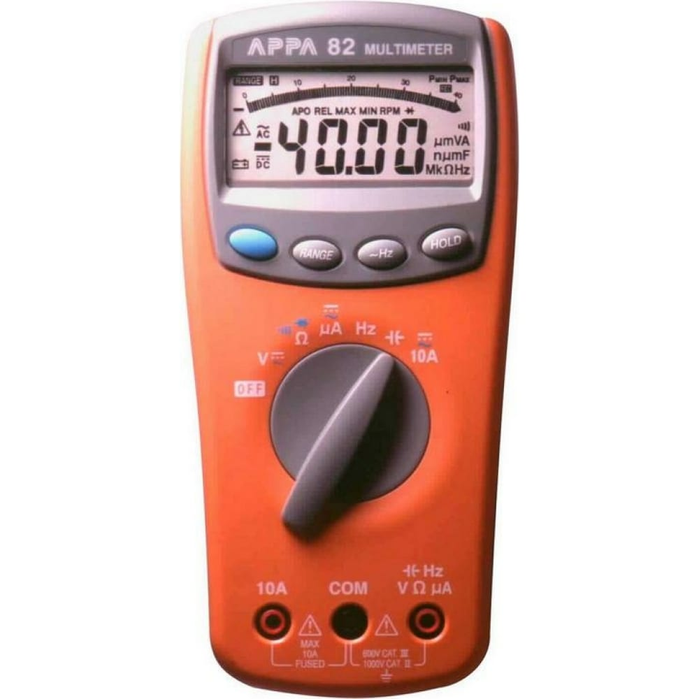 Мультиметр appa 82