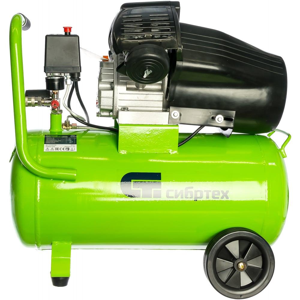 Купить Воздушный компрессор сибртех кк-2200/50 58040