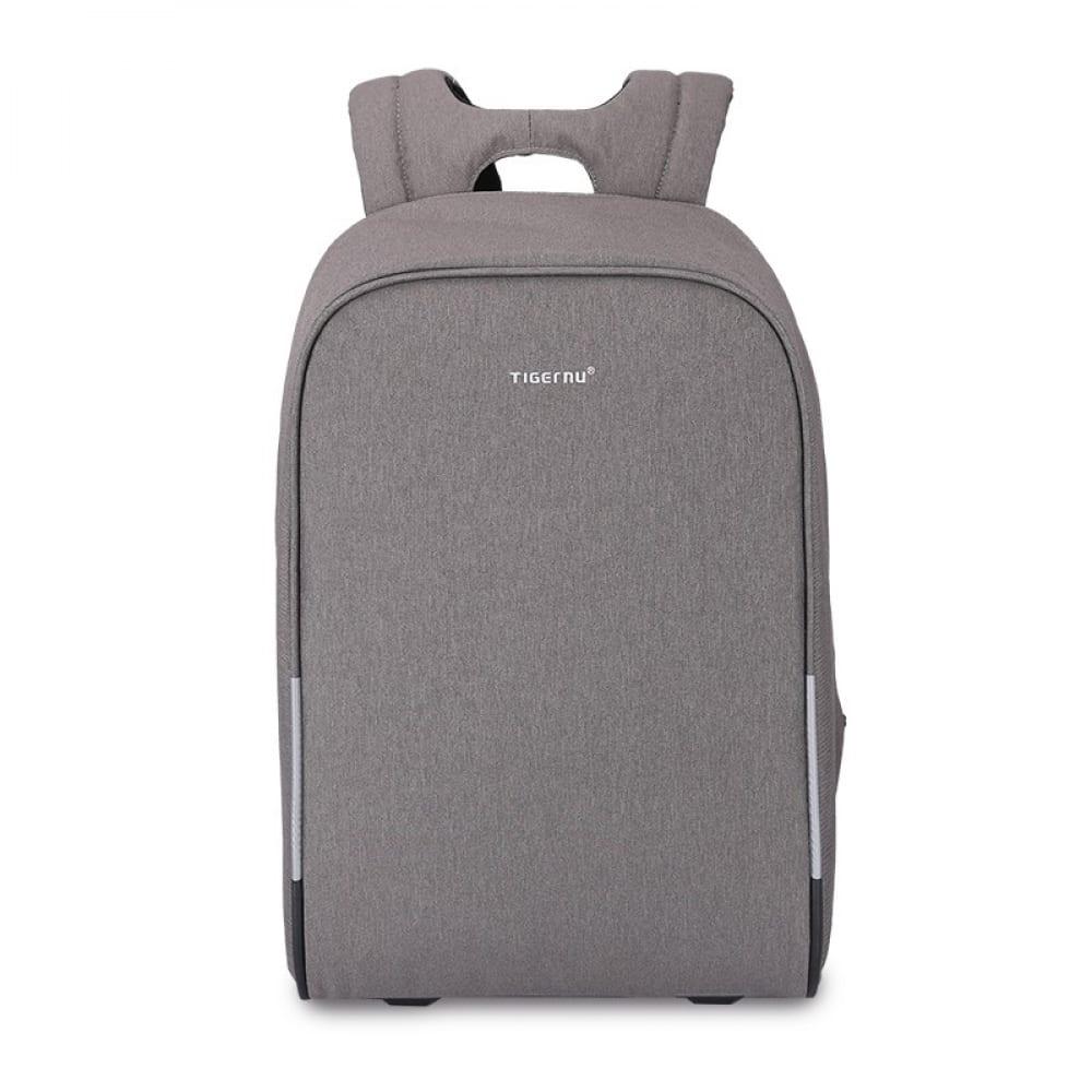 Рюкзак tigernu t b3213 светло серый,