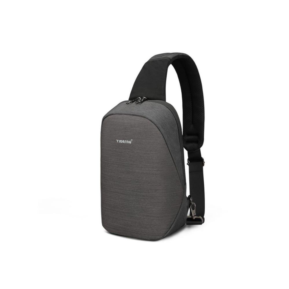 Рюкзак tigernu  t s8061 темно серый,