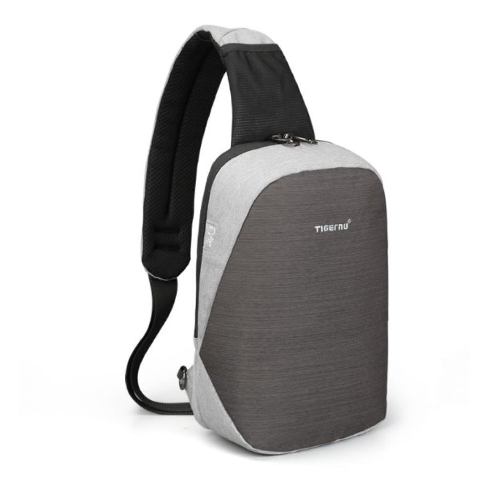 Рюкзак tigernu t s8061 серый, 11