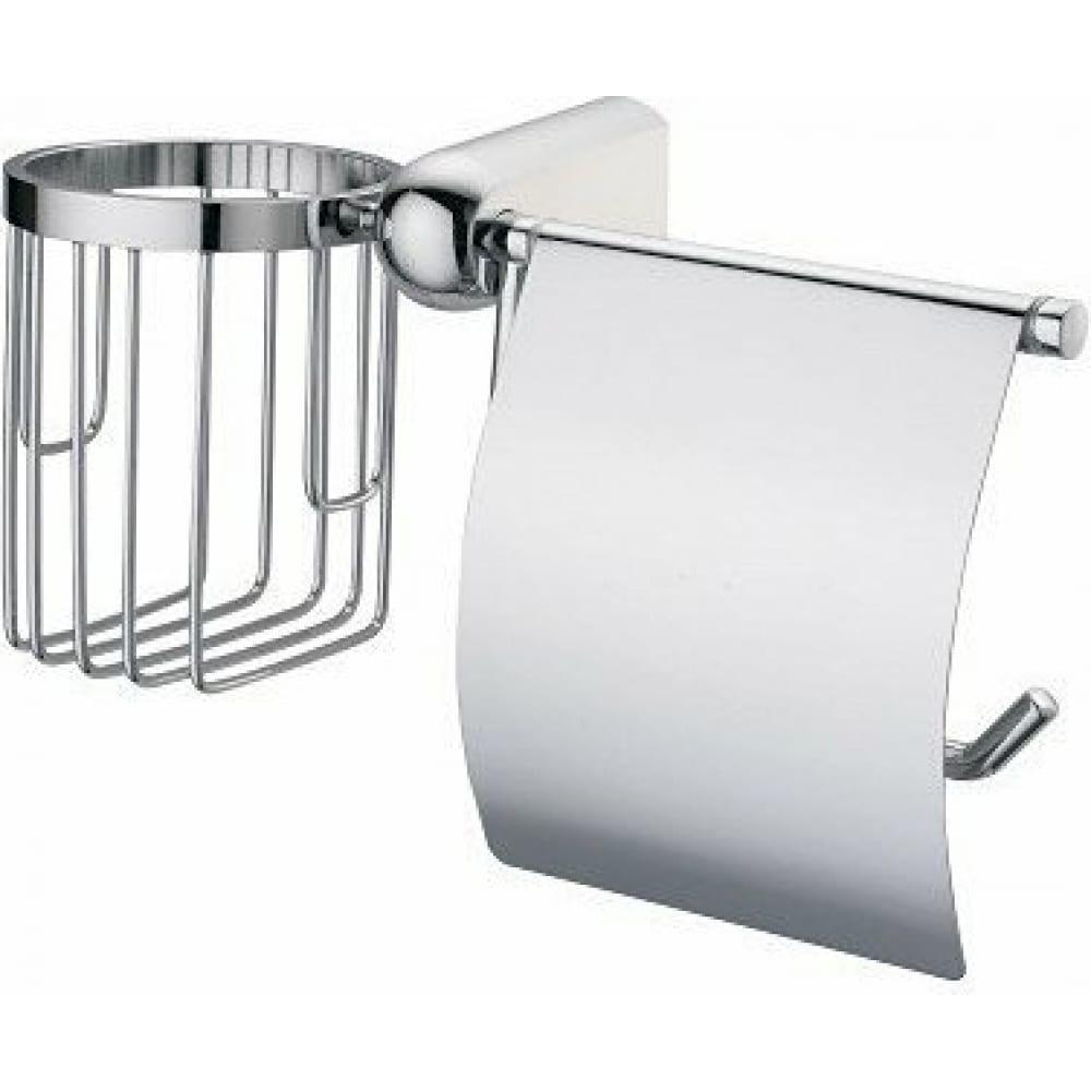 Купить Держатель туалетной бумаги и освежителя wasserkraft berkel k-6859