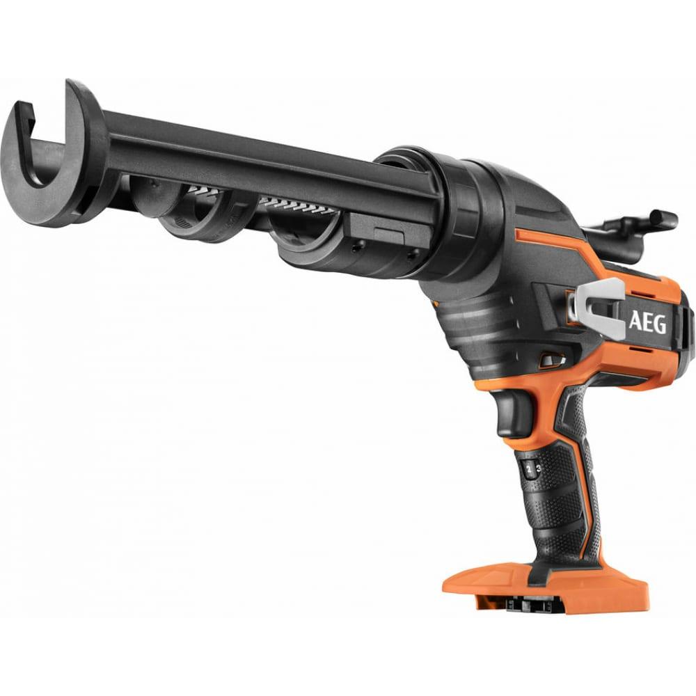 Пистолет для герметика aeg bkp18c-310-0 4935471246